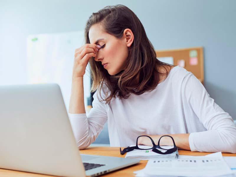 Estrés, cansancio, depresión o ansiedad